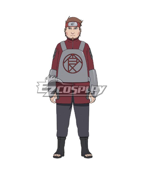 Naruto The movie The last Akimichi Choji Cosplay Costume