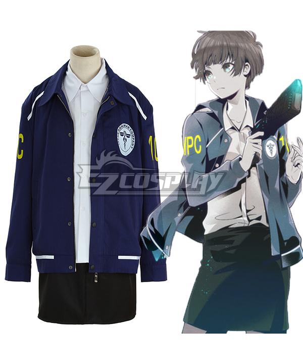 Psycho Pass Tsunemori Akane Kogami Shinya Ginoza Nobuchika Cosplay Costume
