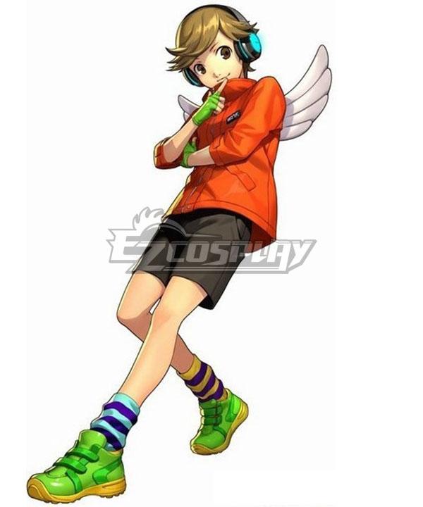 Persona 3: Dancing Moon Night Ken Amada Cosplay Costume