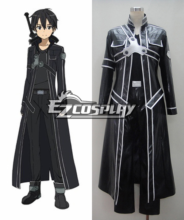 Costume | Leather | Sword | Art
