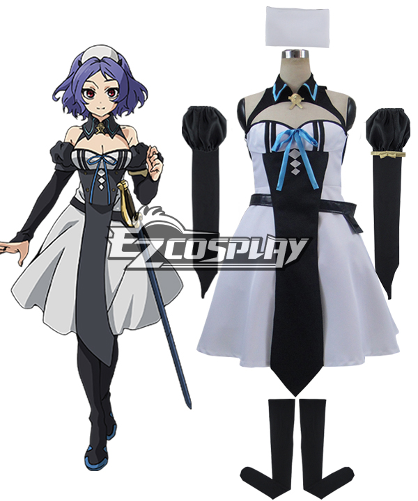 Seraph of the End Chess Belle Cosplay Costume