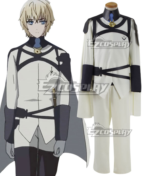Seraph of the End Owari no Serafu Season 2 Mikaela Hyakuya Cosplay Costume