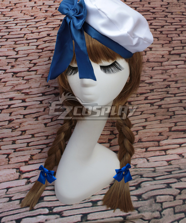 Wadanohara and The Great Blue Sea  Umi no majo-Wadanohara Cosplay Wig