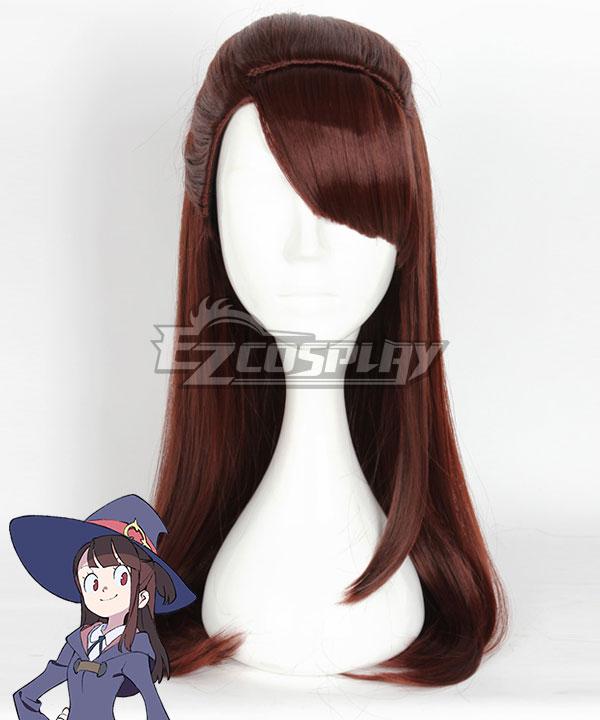 Little Witch Academia Atsuko Kagari Brown Cosplay Wig