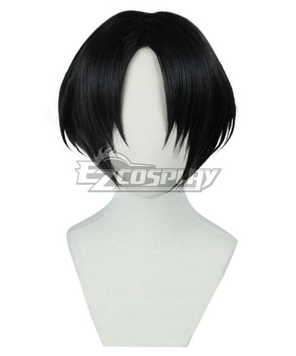 Killing Stalking Yoon Bum Black Cosplay Wig