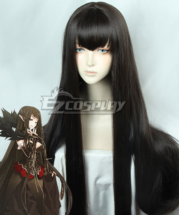 Fate Grand Order Fate Apocrypha Semiramis Ototsugu Konoe Black Multicolor Cosplay Wig