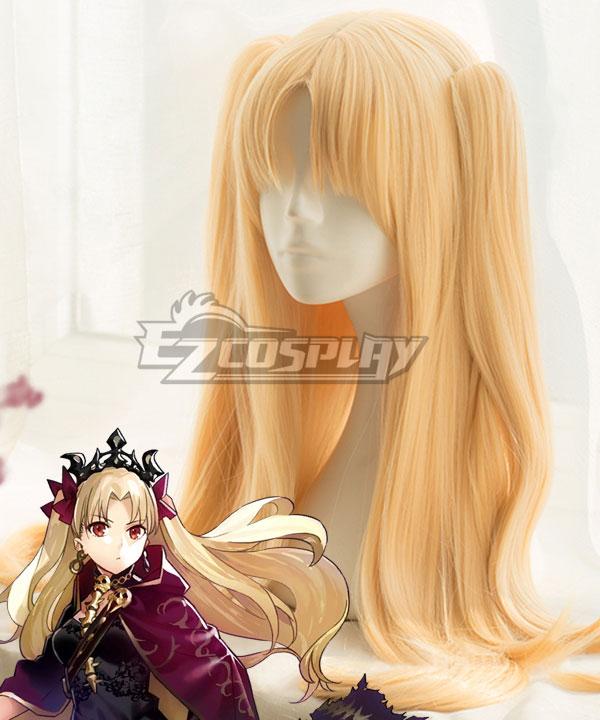 Fate Grand Order Lancer Ereshkigal Golden Cosplay Wig