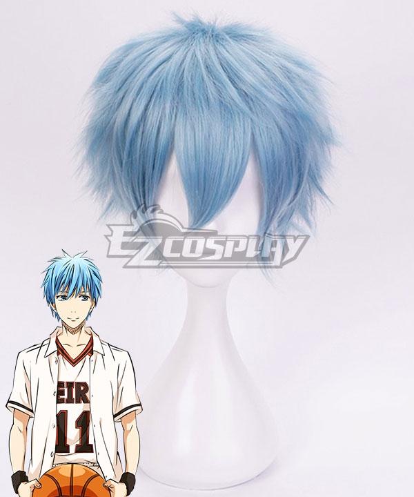 Basketball | Blue | Wig | No
