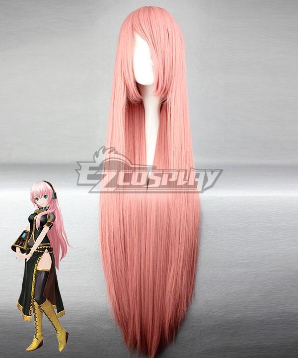 Vocaloid Megurine Luka Pink Cosplay Wig