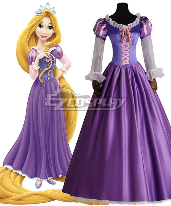 Princess | Edition | Costume | Disney | Purple | Dress