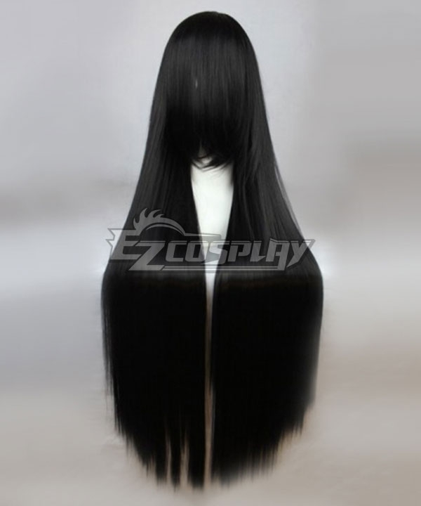 Fairy Tail Ultear Milkovich Black Cosplay Wig