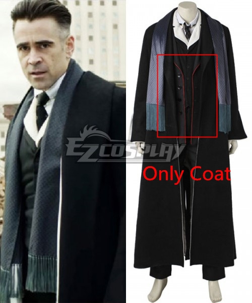 Fantastic Beasts and Where to Find Them Cosplay Costume - Only Coat