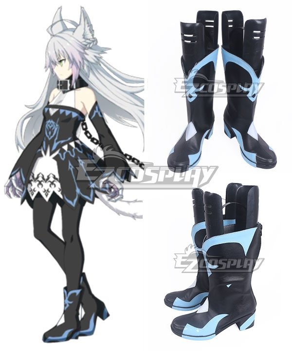Fate Apocrypha Fate Grand Order Berserker Atalanta Alter Black Cosplay Shoes