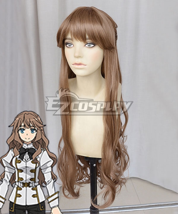 Fate Apocrypha Fiore Forvedge Yggdmillennia Brown Cosplay Wig