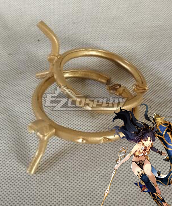 Fate Grand Order Archer Ishtar Rin Tohsaka Earrings Cosplay Accessory Prop