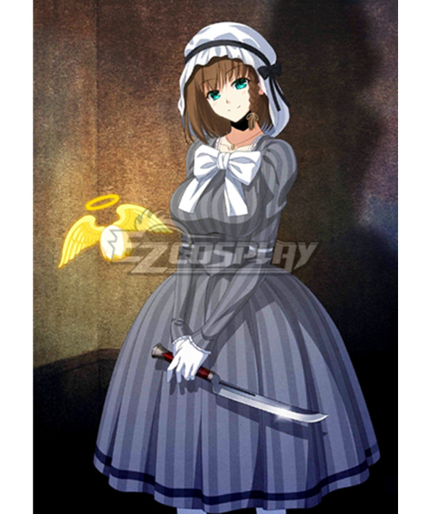 Fate Grand Order Assassin Charlotte Corday Cosplay Costume