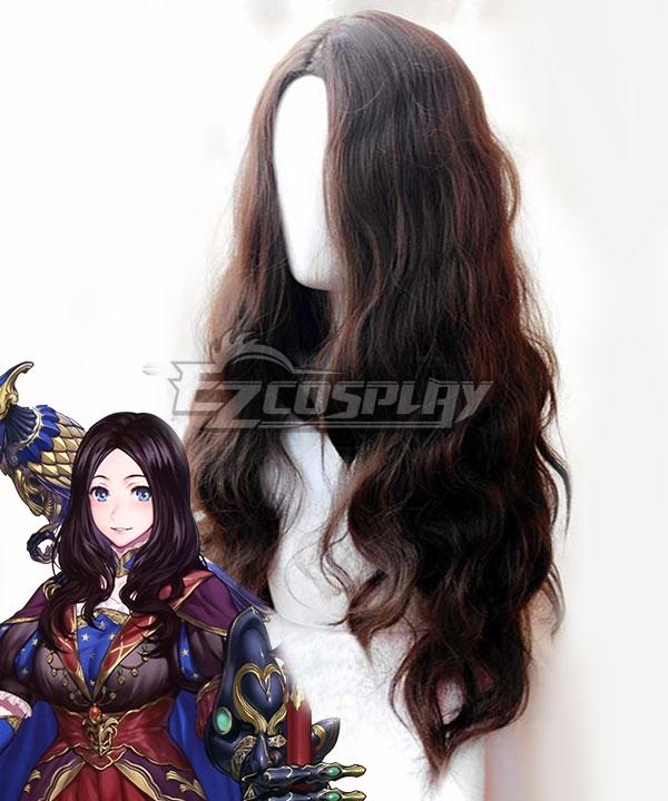 Fate Grand Order Caster Leonardo Da Vinci Brown Cosplay Wig