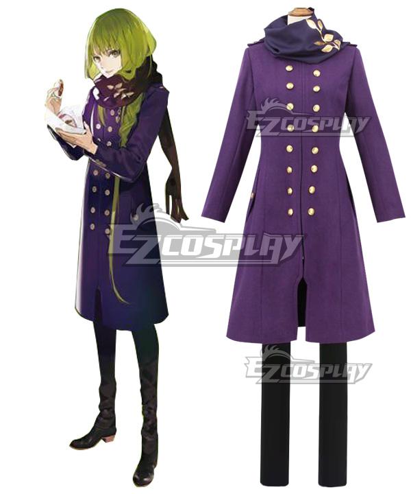Fate Grand Order Fgo Enkidu Winter Uniform Cosplay Costume