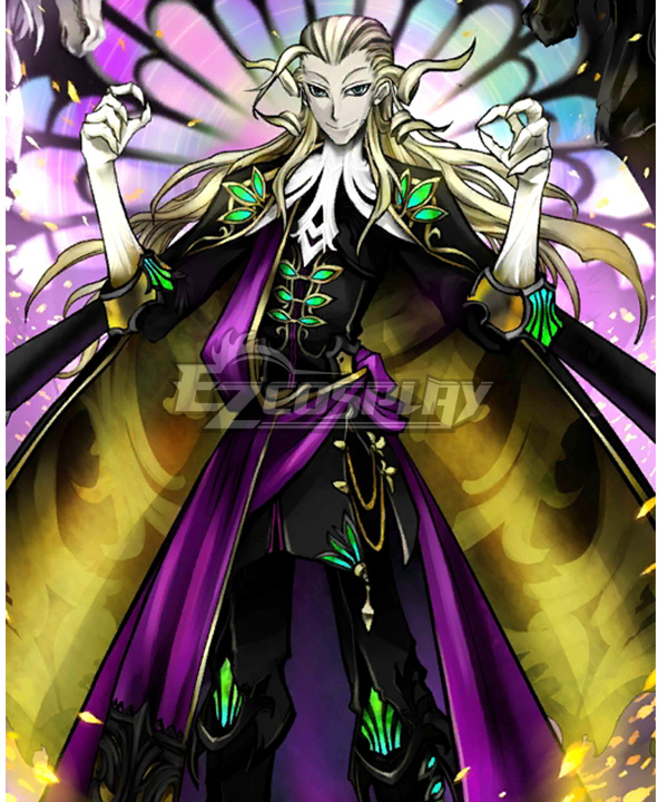 Fate Grand Order Fgo Wolfgang Amadeus Mozart Cosplay Costume