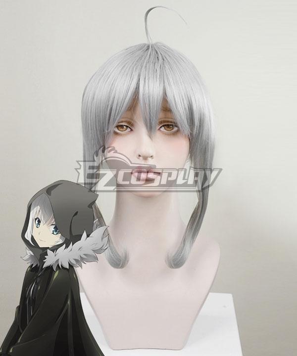 Fate Lord El-Melloi II Case Files Gray Sliver Grey Cosplay Wig
