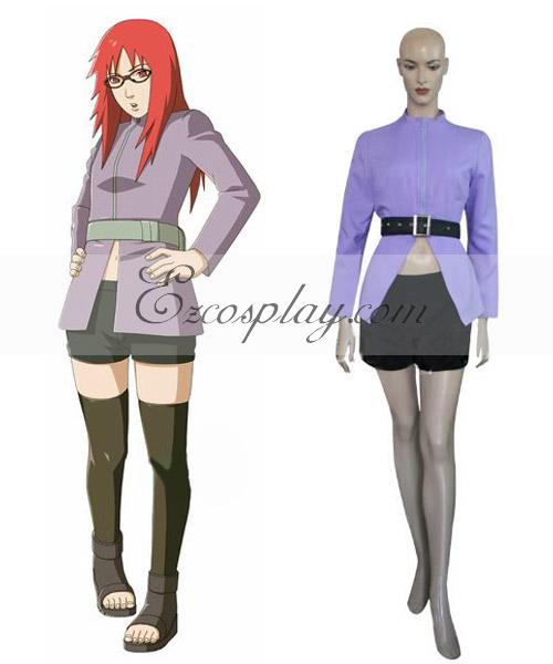 Naruto Cosplay Costumes Anime  Karin Cosplay Costume Halloween