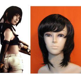 Final Fantasy VII Yuffie Kisaragi Cosplay Wig EWG0019