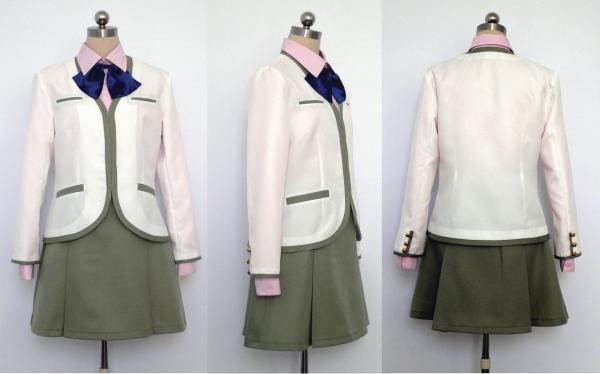 Shoko Fuyumi Cosplay Uniform from Kin iro no Corda