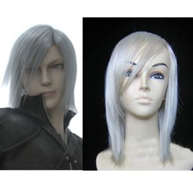 Final Fantasy Kadaj Cosplay Wig EWG0026