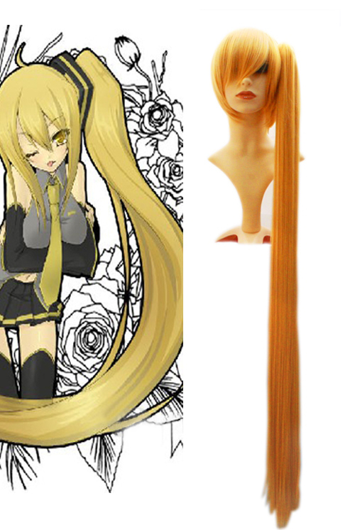Vocaloid 120cm Cosplay Wig