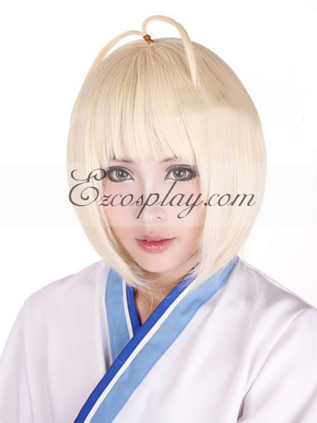Blue Exorcist Ao no Exorcist Moriyama Shiemi Kimono Cosplay Wig
