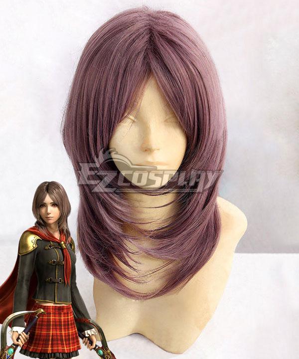 Final Fantasy type-0 Rem Tokimiya Pink Cosplay Wig