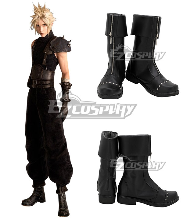 Final Fantasy Ⅶ Cloud boots Cosplay Shoes