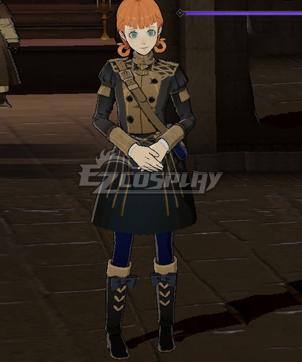 Fire Emblem Three Houses Annette Cosplay Costume From