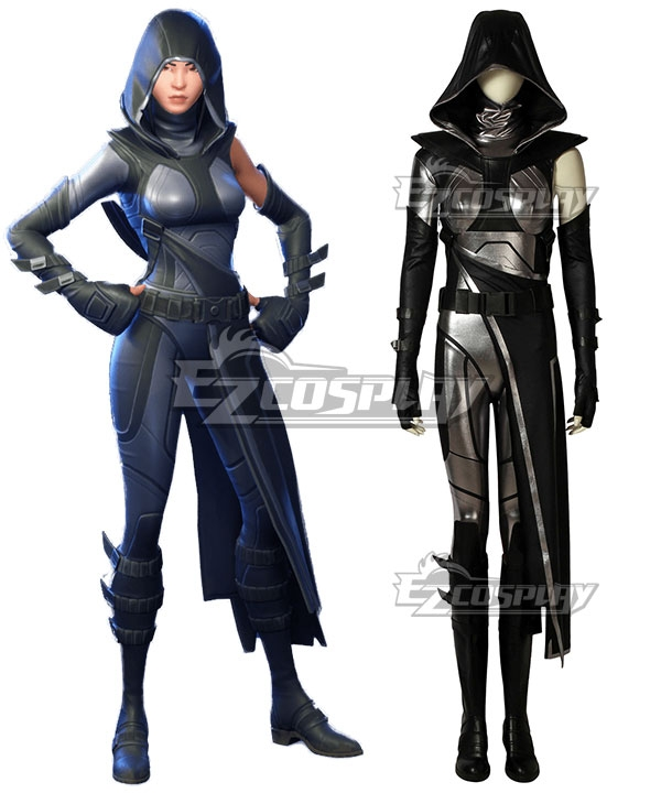 Fortnite Battle Royale Fate Cosplay Costume