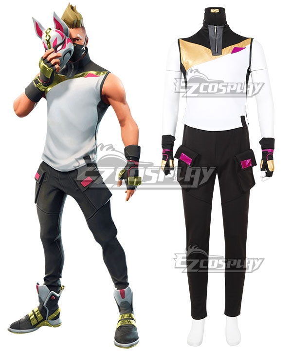 Fortnite Battle Royale Fortnite Season 5 Drift Skins Cosplay Costume