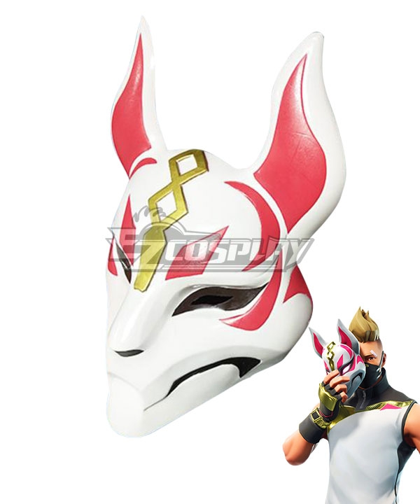 Fortnite Battle Royale Season 5 Drift Skins Mask Cosplay Accessory Prop