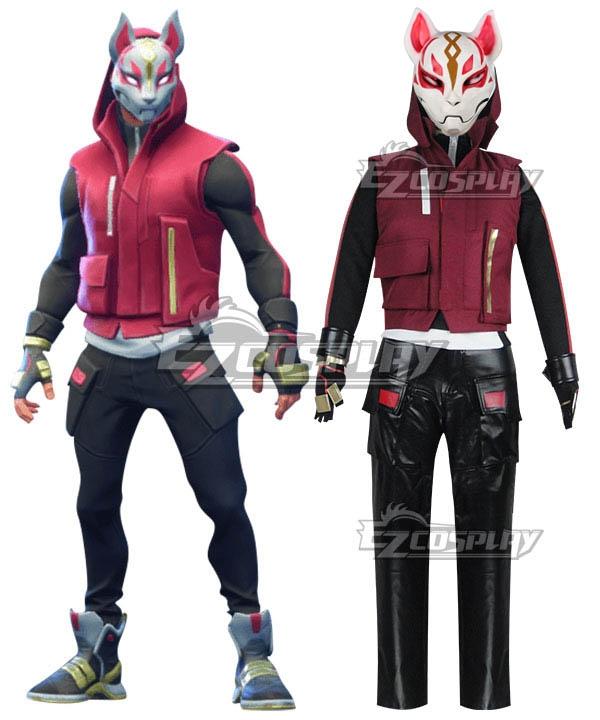Ragnarok Fortnite Skin Costume Fortnite Battle Royale Season 5 Drift Skins Tier 4 Cosplay Costume Mask Free Buy At The Price Of 199 99 In Ezcosplay Com Imall Com