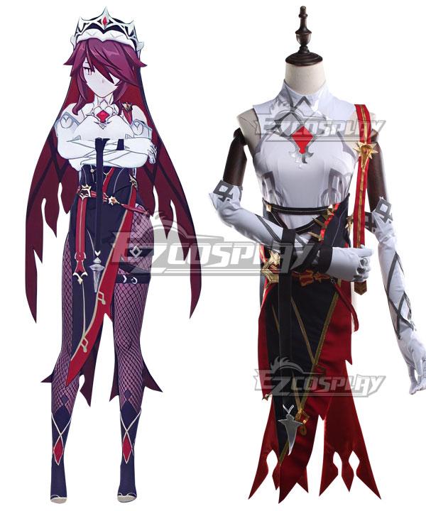 Genshin Impact Rosaria Cosplay Costume