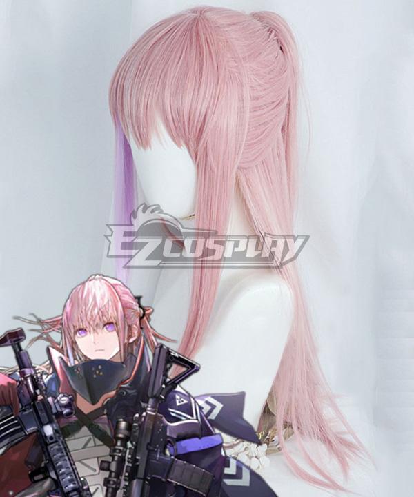 Girls Frontline AR15 Pink Purple Cosplay Wig