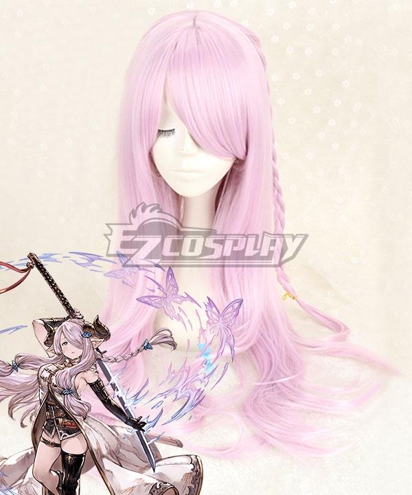 Granblue Fantasy Narmaya Pink Cosplay Wig