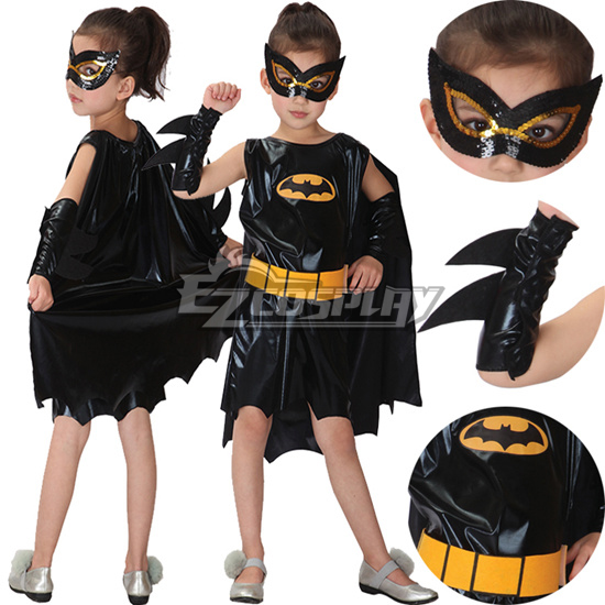 Halloween Bat Girl Cosplay Costume