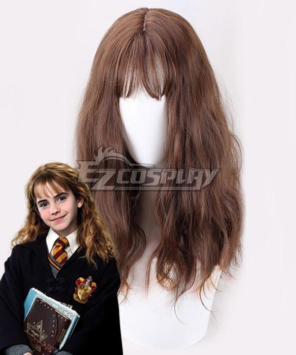 Harry Potter Hermione Jane Granger Hermione Jean Granger Brown New Cosplay Wig