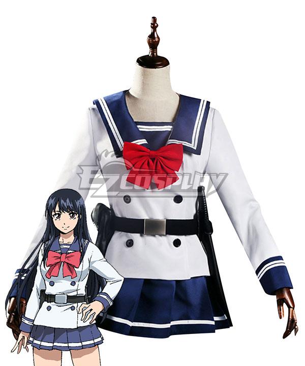 High-Rise Invasion Yuri Honjo Cosplay Costume