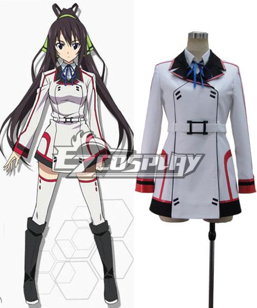 Infinite Stratos Shinonono Houki School Uniform Cosplay Costume