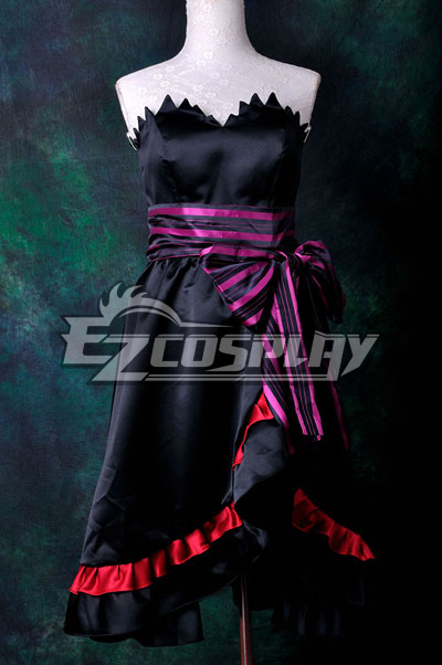 VOCALOID Project Diva F Luka Amour Cosplay Costume Deluxe-KH1