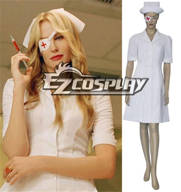 Kill Bill Elle Driver Cosplay Costume