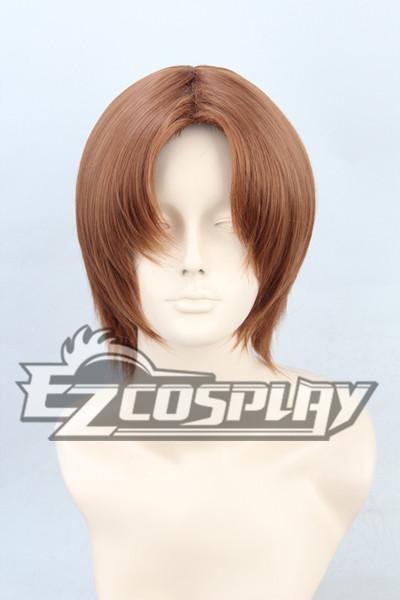 Little Busters Riki Naoe Cosplay Wig