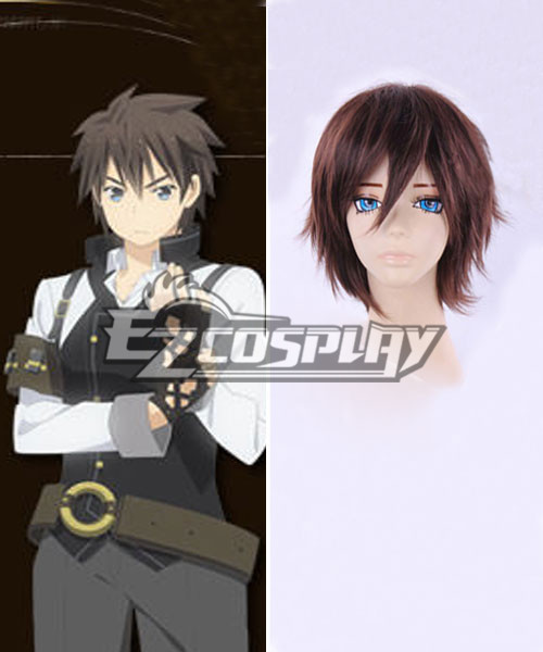 Machine-Doll wa Kizutsukanai Raishin Akabane cosplay wig