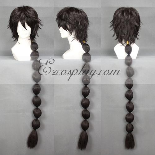 MAGI Judal Black Cosplay Wig-296A