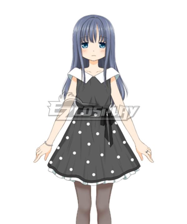 Magia Record: Puella Magi Madoka Magica Side Story Magireco Yachiyo Nanami School Cosplay Costume